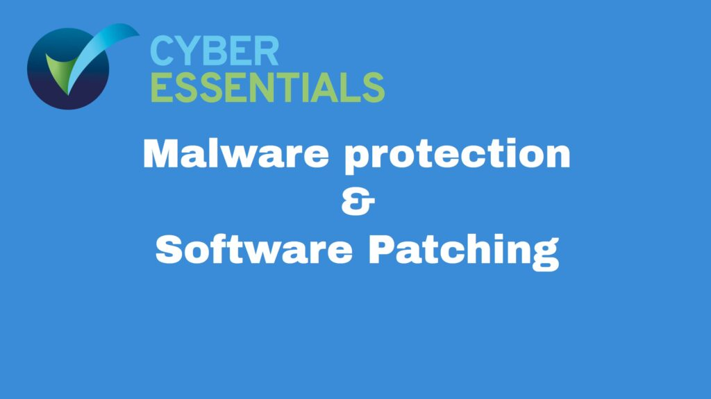 CE: Malware Protection and Software updating