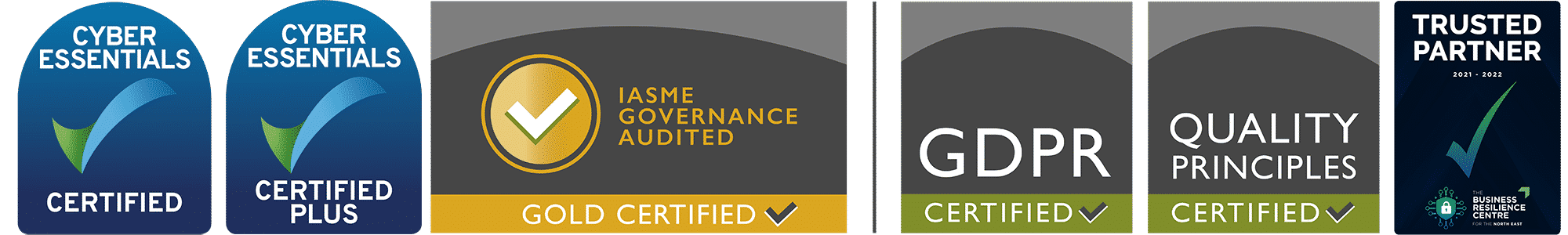 Certifictions